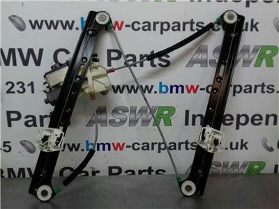 BMW X3 E83 4X4 N/S/F Window Lifter/Mechanism LEFT HAND DRIVE 51333448249