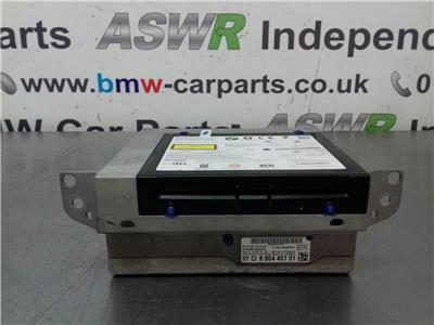 BMW F30 F36 3/4 SERIES Sat Nav/CD Head Unit 65128804457