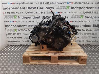 BMW E90 3 SERIES M57ND2 306D3 DIESEL Engine 11000441352