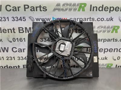 BMW E60 5 SERIES Pusher Fan 17428508251