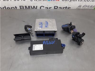 BMW E90 3 SERIES Engine ECU/CAS Kit 7809944/02817809944