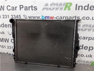 BMW E87 E90 1/3 SERIES MANUAL PETROL Radiator 17117553111