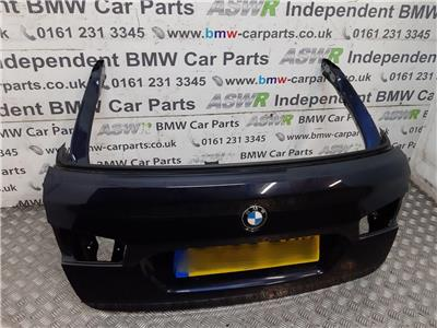 BMW F11 5 SERIES Imperial Blue A89 Boot Lid/Tailgate 41627265999