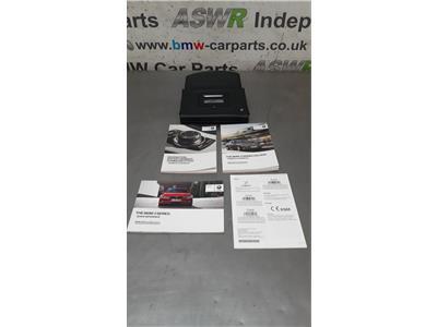 BMW F30 3 SERIES Owners Handbook 01402917780
