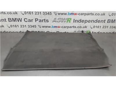 BMW E30 3 SERIES Boot Floor Carpet/Cover 51471947348