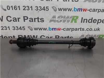 BMW 3 SERIES E46 318I SE TOURING MANUAL O/S/R Drive Shaft 33211229588