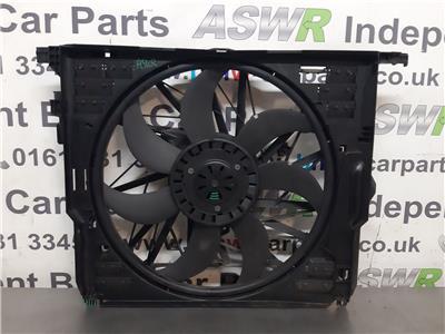 BMW F10 F11 5 SERIES Pusher Fan 17428509740