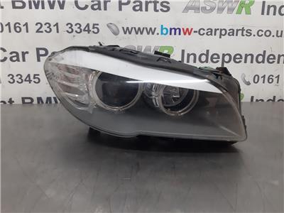 BMW F10 F11 5 SERIES O/S Halogen Head Light 63117203242