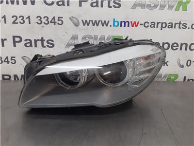 BMW F10 F11 5 SERIES N/S Head Light 63117203241