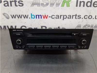 BMW E90 E87 1/3 SERIES Professional CD Head Unit 65129143228