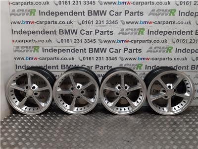 BMW E31 8 SERIES 18 INCH AC SCHNITZER Style Alloy Wheels Set
