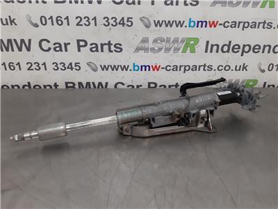 BMW E87 E90 1/3 SERIES Steering Column 32306786899