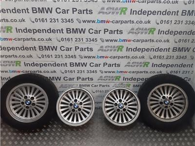 BMW 5 SERIES E39 Alloy Wheels Set 36111092209