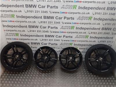 BMW 1 SERIES E82 Alloy Wheels Set 36117891050/36117891051