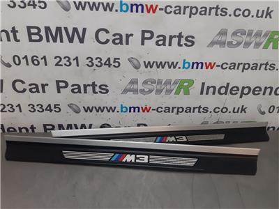 BMW E46 M3 3 SERIES Kick Trims
