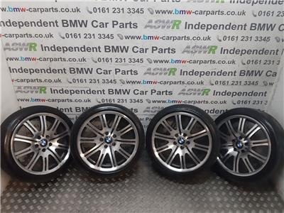 BMW 3 SERIES E46 M3 Alloy Wheels Set 36112229650/36112229660