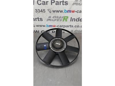 BMW E53 X55 Speed AUTOMATIC DIESEL 4X4 Viscous Fan & Coupling 11522243303