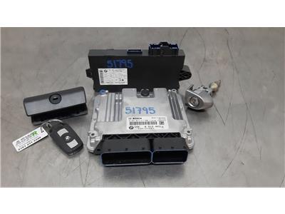 BMW E90 3 SERIES Engine ECU/CAS Kit 0281017517/8512043