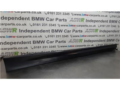 BMW E91 3 SERIES N/S Passenger Side Outer Sill Cover 51777202653