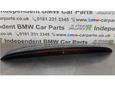 BMW E91 3 SERIES Monaco Blue A35 Rear Spoiler 51627167189