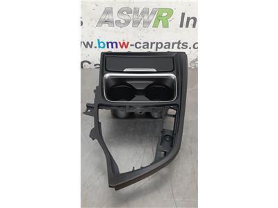 BMW F30 3 SERIES Centre Console Trim Finisher  51169218926