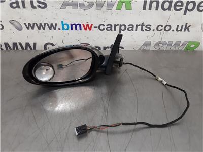 BMW Z4 E85 E86 N/S Door Mirror 51167189707