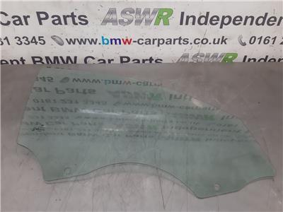 BMW E90 E91 3 SERIES O/S/F Door Glass 51337060264