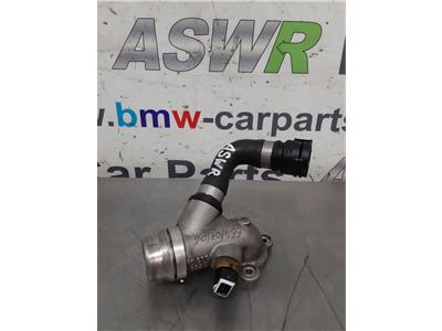 BMW E90 3 SERIES 320si Coolant Hose Connector 11537559335