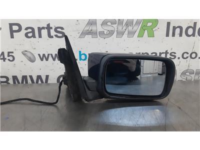 BMW E46 3 SERIES 4 DOOR SALOON O/S Drivers Side Door Mirror 51168245126