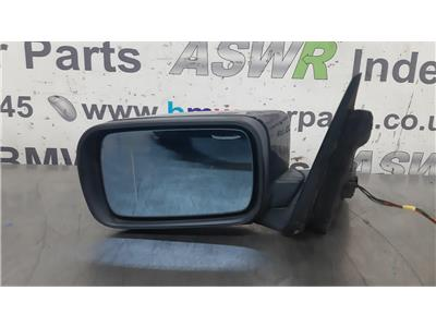 BMW E46 3 SERIES 4 DOOR SALOON N/S Passenger Side Door Mirror 51168245127