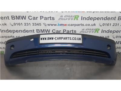 2001-2005 BMW E46 3 SERIES 4 DOOR SALOON Front Bumper 51117044116