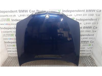 2001-2005 BMW E46 3 SERIES Saloon Bonnet 41617042893