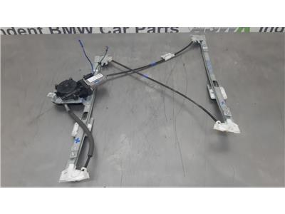 BMW E46 3 SERIES O/S/F Drivers Side Front Window Lifter/Mechanism 51337020660