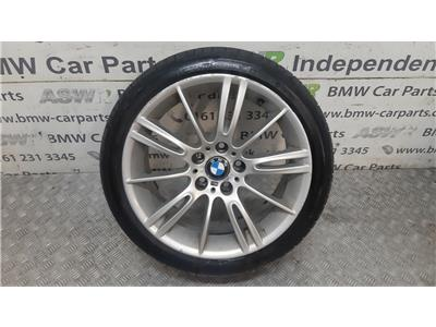 "BMW 3 SERIES E90 E91 M Sport MV3 18"" Single Front Alloy Wheel 36118036933"