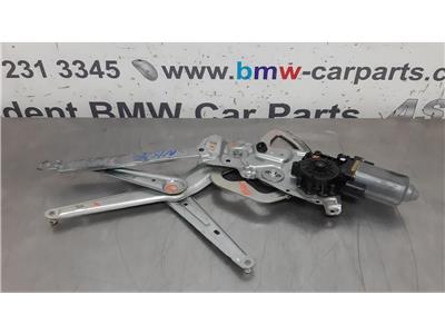 BMW E36 3 SERIES 4 DOOR N/S/F Passenger Side Front Window Lifter/Mec 51328146801