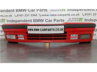 BMW E36 3 SERIES 4 DOOR SALOON Front Bumper 51118122312