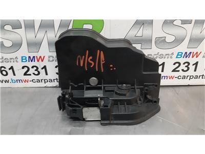 BMW 5 SERIES E60 N/S/F Passenger Side Front Door Catch Mechanism 51217202145