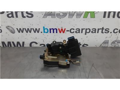 BMW 3 SERIES E36 N/S/F Passenger Side Front Door Catch Mechanism 51218122203