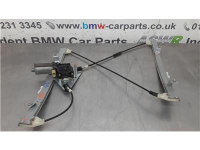 BMW E46 3 SERIES 3 DOOR O/S/F Drivers Side Window Lifter/Mechanism 51338251352