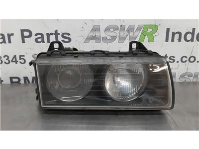 BMW E36 3 SERIES O/S Right Drivers Side Head Light 63128363084
