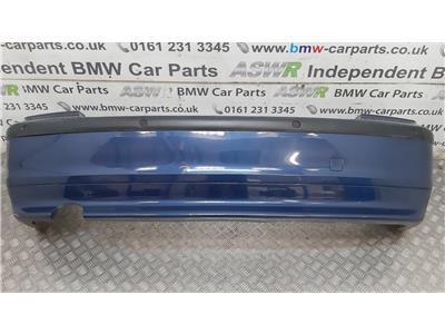BMW E46 3 SERIES 3 DOOR HATCHBACK Rear Bumper 51127030891