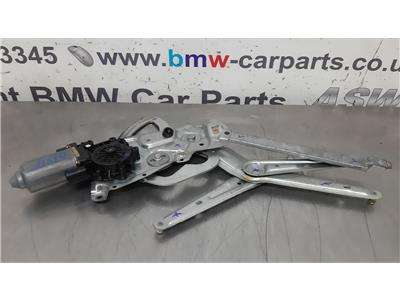 BMW E36 3 SERIES 4 DOOR O/S/F Drivers Side Front Window Lifter/Mec 51328146802