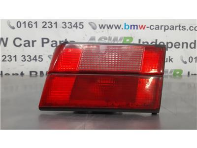 BMW 5 SERIES E34 4 DOOR SALOON O/S Drivers Side Boot/Tailgate Light 63211384012
