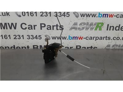 BMW E34 5 SERIES O/S/F Drivers Side Front Door Catch Mechanism 51211944018