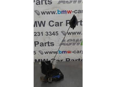 BMW E30 3 SERIES O/S/F Drivers Side Front Door Catch Mechanism 51211922848