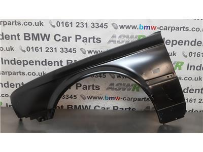 BMW E30 3 SERIES N/S Left Passenger Side Front Wing 41351968489
