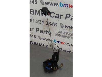 BMW 3 SERIES E30 N/S/F Passenger Side Front Door Catch Mechanism 51211922847