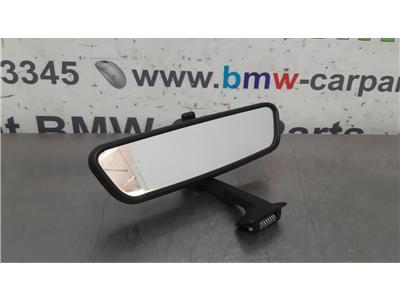 BMW E30 3 SERIES Rear View Interior Mirror 51161817121