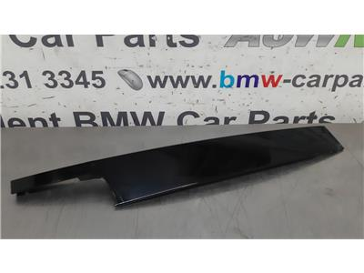 BMW F80 3 SERIES N/S/F Passenger Side Front Door B-PillarTrim/Cover 51337263383