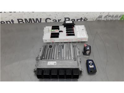 BMW F22 M240i 2 SERIES AUTOMATIC Engine ECU/FEM Kit 0261S17478/8681114